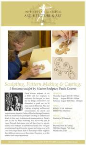 Aug 22-24_Sculpting Workshop