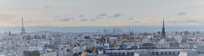 2019 Paris Poster banner